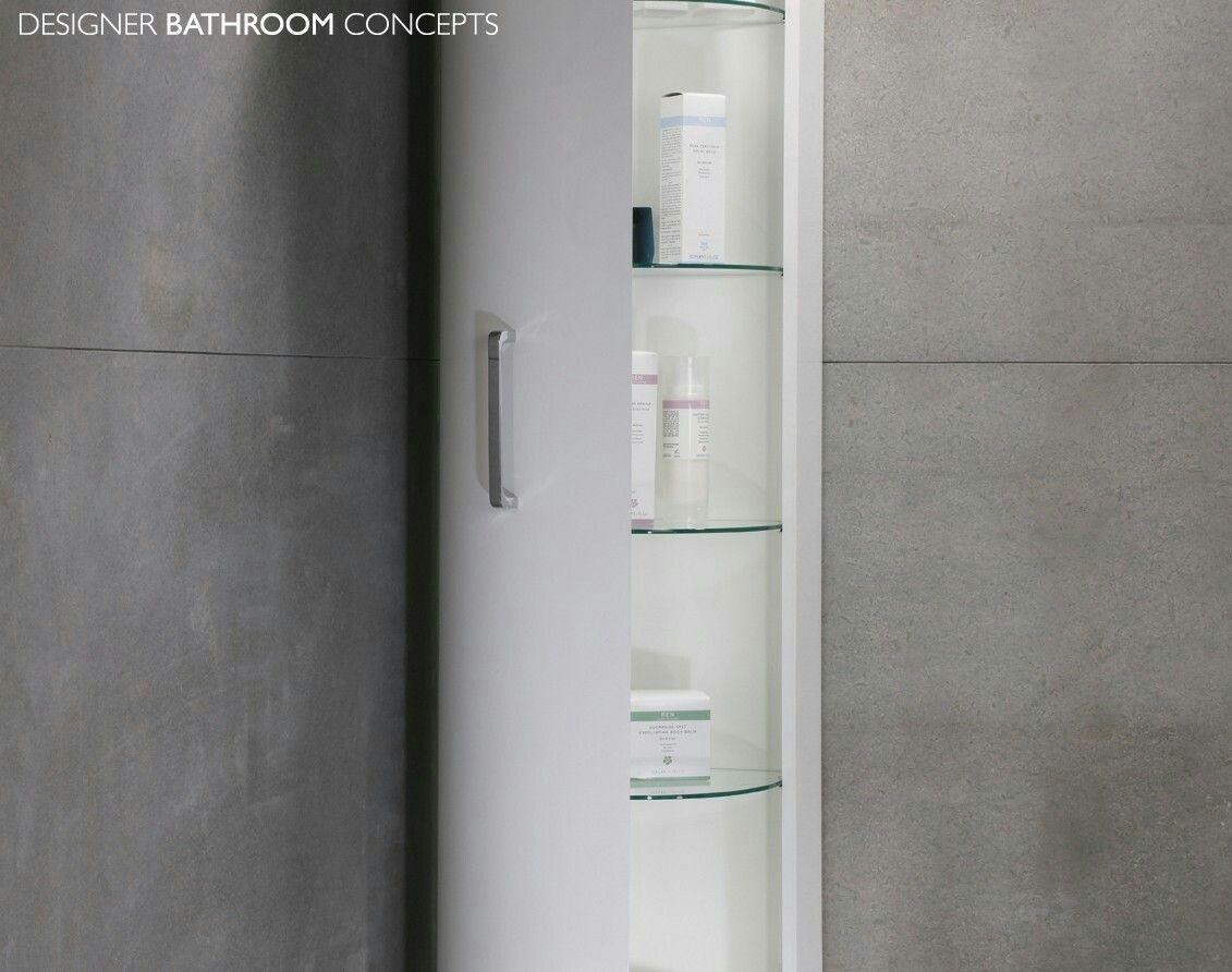 I Like How This Corner Storage Idea Has A Closure Bathroom