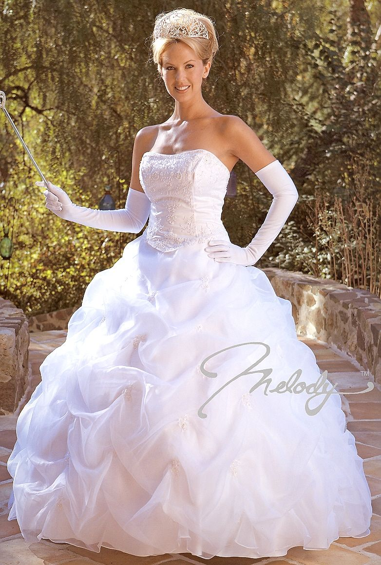 Wedding dresses fit for a princess melody wedding cotillion