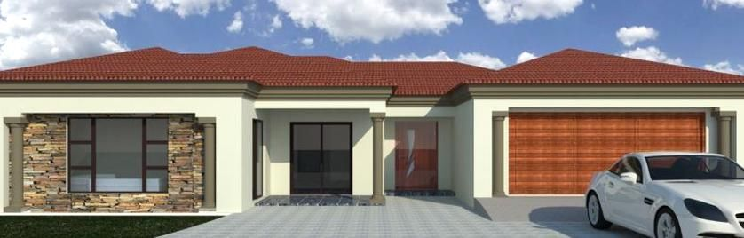 Awesome 3 Bedroom House Plans South Africa 4 Pattern In 2020 House Plans South Africa Tuscan House Plans Free House Plans