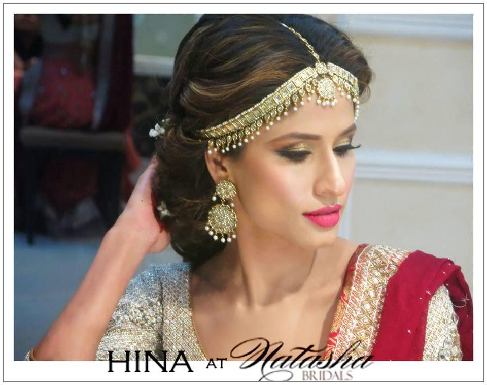 Mehndi Bridal With Matha Patti : Matha patti jewel me up head piece and chains