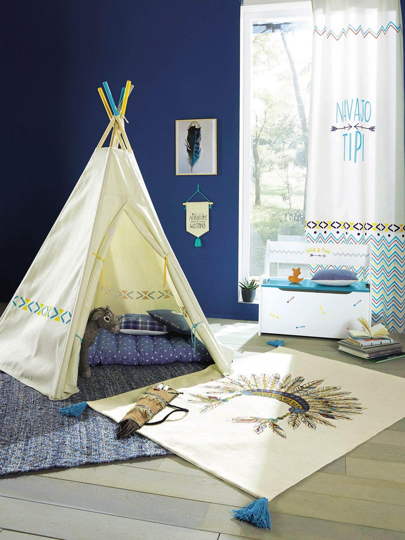 Tipi Chambre et linge de lit Chambre enfants Pinterest