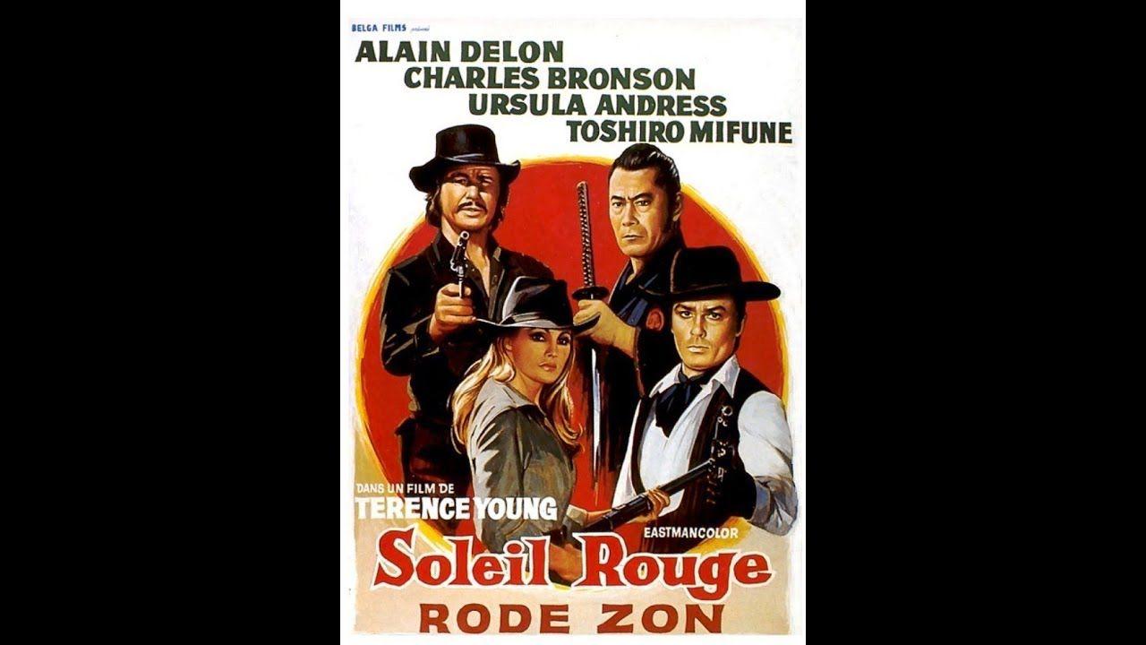 Alain Delon Charles Bronson Soleil Rouge Fr Soleil Rouge