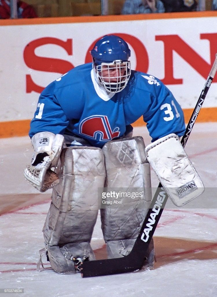 Pin by Josh Abrams on Goalies Quebec nordiques, National