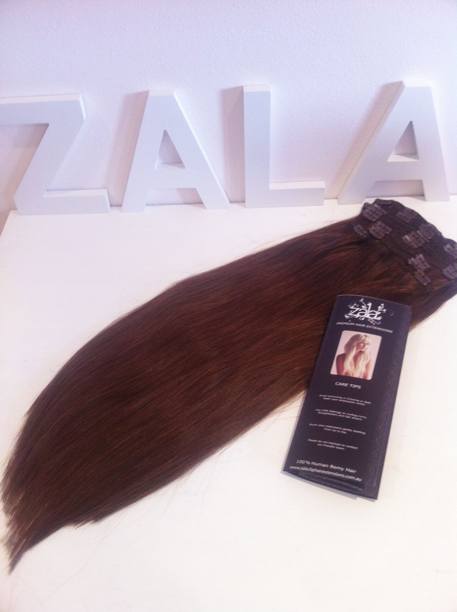 Chestnut Brown Hair Extensions Clip In Hair Extensions Online Do It