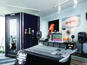 The 2010 Esquire House La In Pictures Studio Room Music Room Design Home Studio Music