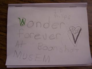 Using Wonder Journals On a Field Trip | Wonderopolis