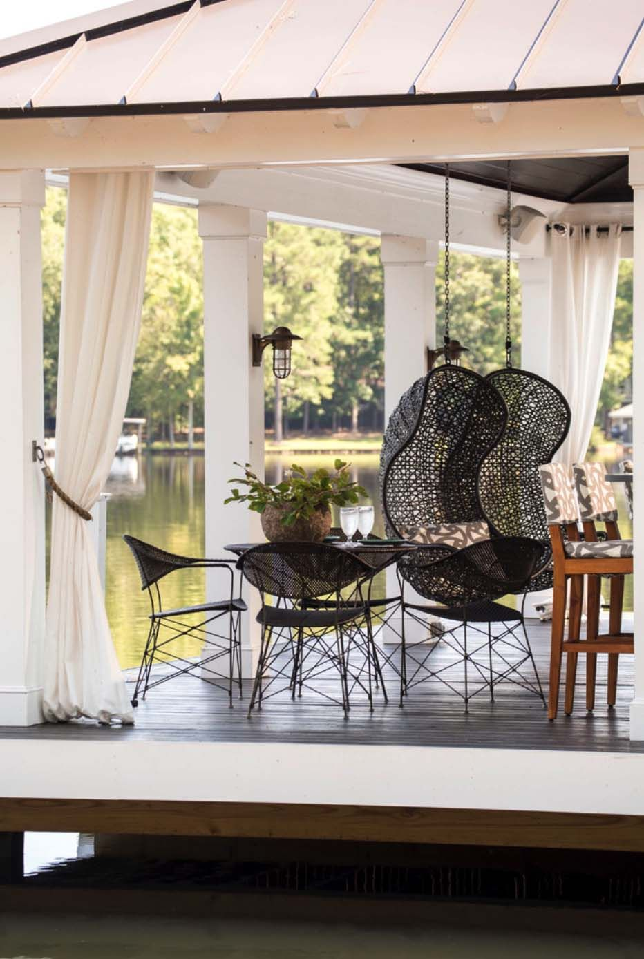 Lakeside Collection Patio Furniture: The Ultimate Waterfront Dream Home In North Carolina