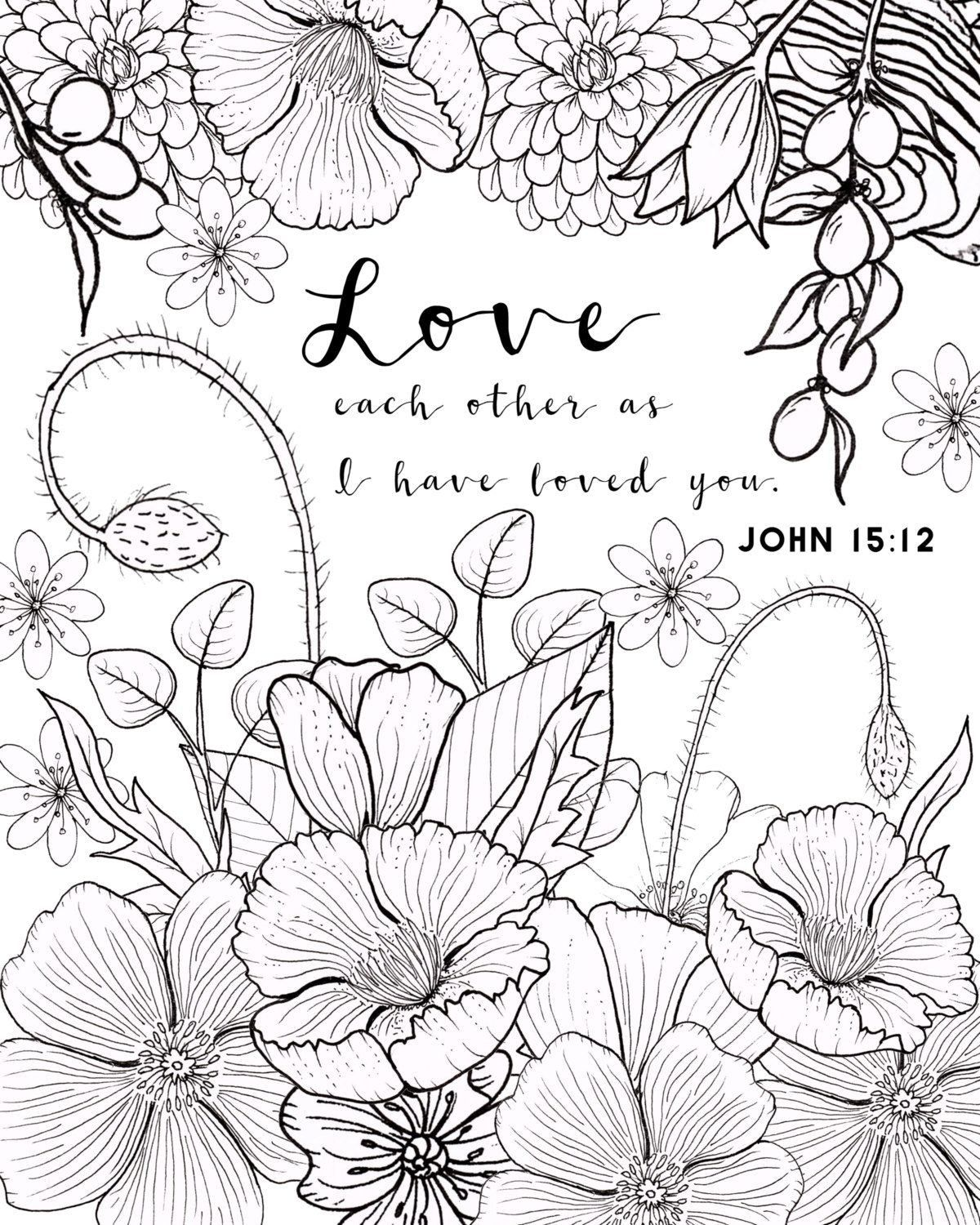 23 best ideas bible coloring book for adults in 2020