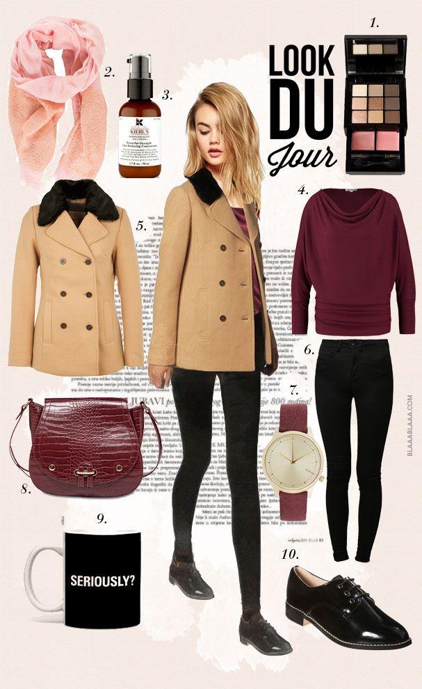 Look Du Jour: Gillian's Vineland