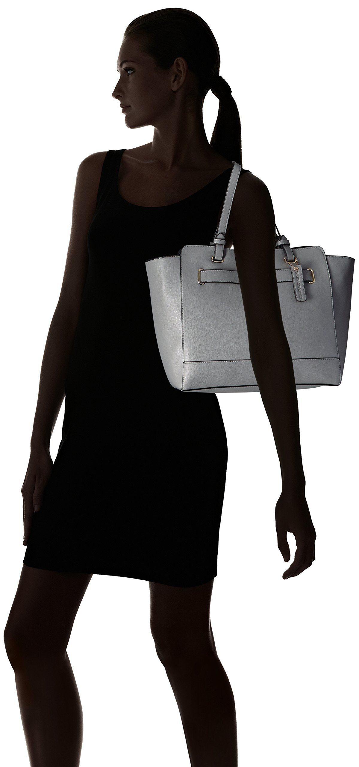 510f3719420 US POLO Association Robinson Satchel Grey    Continue to the product at the  image link