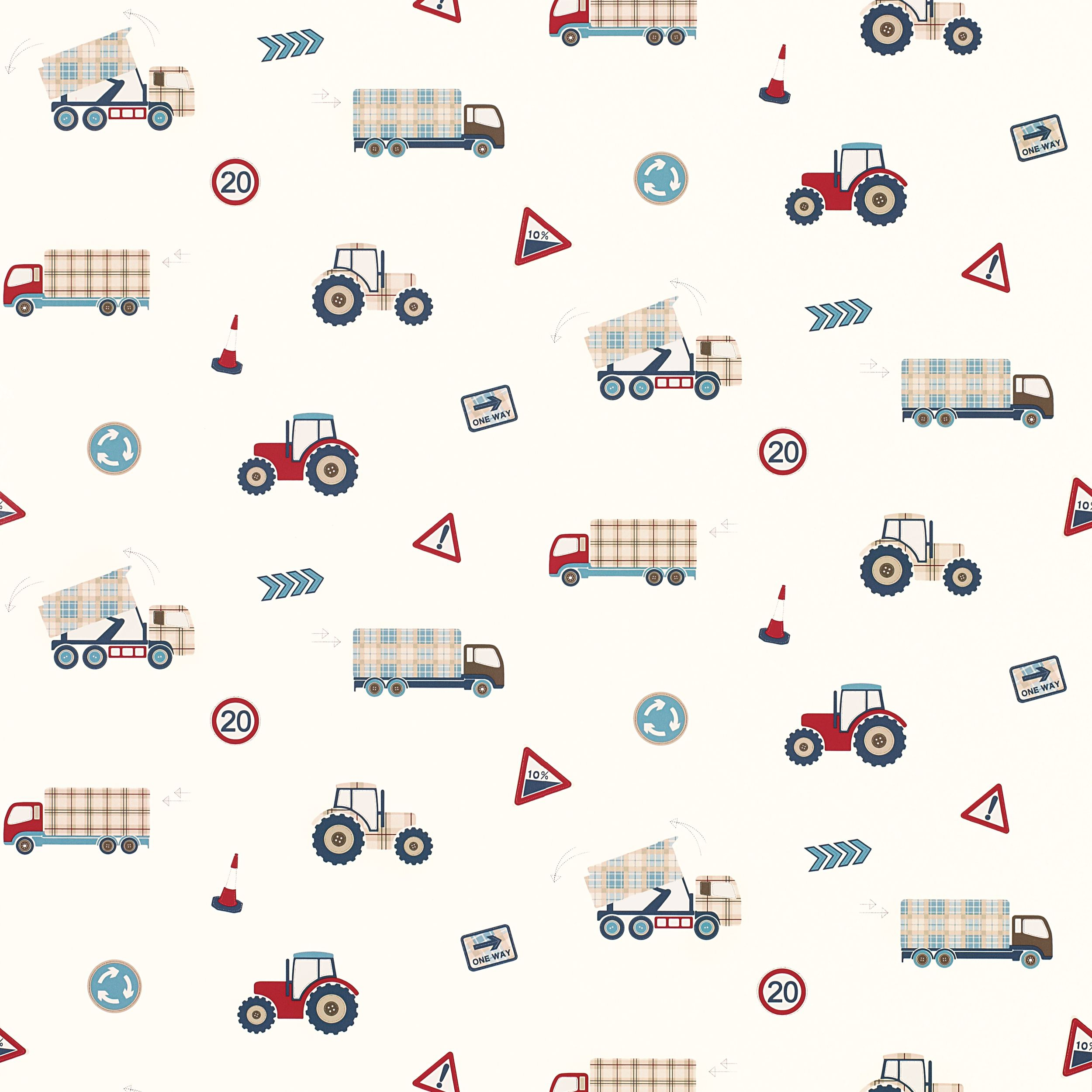 tractors and trucks wallpaper kids room pinterest tractor