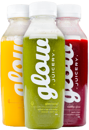 Glow juicery offers freshly made veggie and fruit based juices glow juicery offers freshly made veggie and fruit based juices green juice cleanses smoothies and other healthy food options order yours today malvernweather Gallery