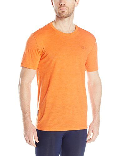 51581d3f83f Camp Clothing - Icebreaker Mens Sphere Short Sleeve Crewe TShirt * Be sure  to check out this awesome product.