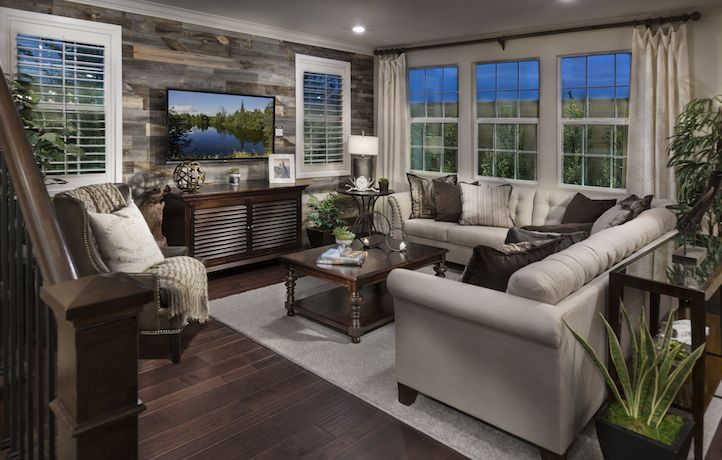 Melody Residence 3 Living Space New Homes Real Estate Lennar