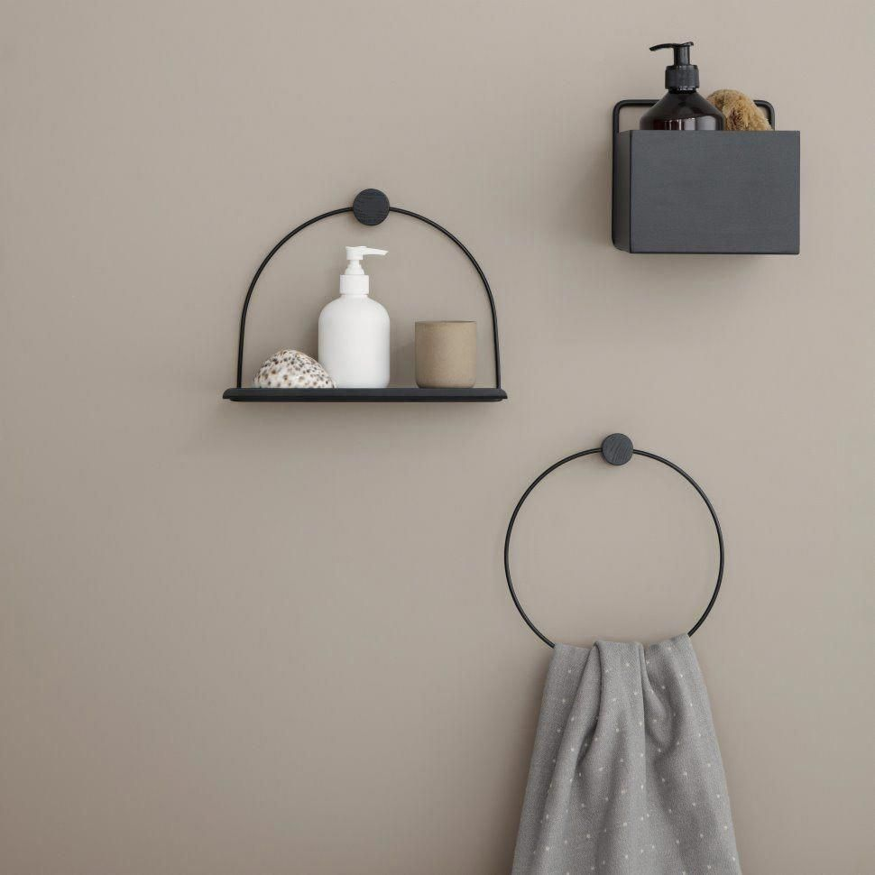 Photo of Ferm living bathroom shelf from Ferm Living – NordicNest.com