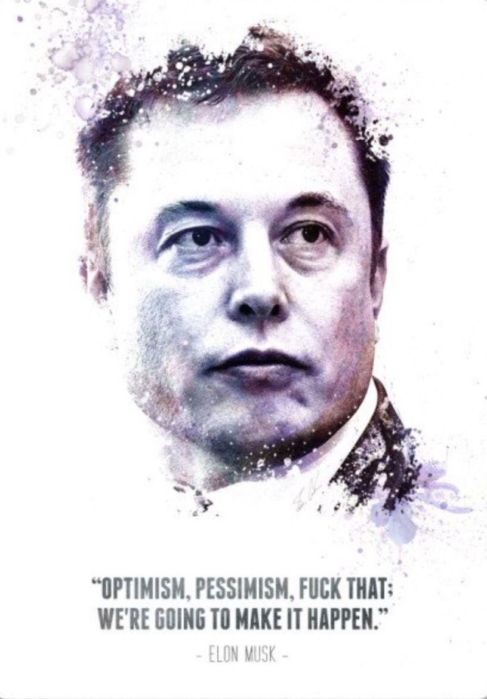 Elon Musk Elon Musk Elon Musk Quotes Quote Posters