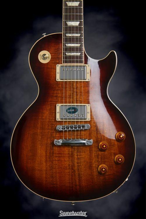 Gibson Les Paul Standard 60s Iced Tea Guitarra Acustica Guitarras Guitarra Electrica