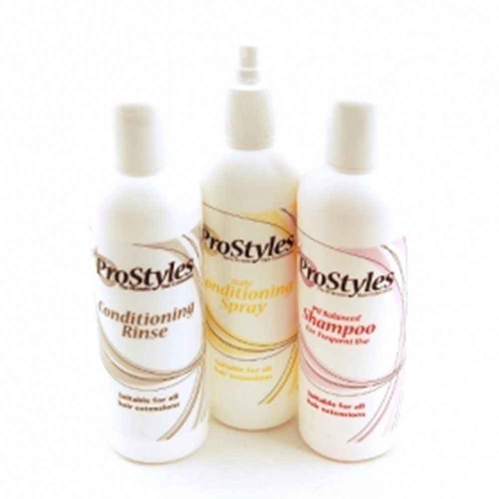 Prostyles Wig And Hair Extension Care Pack Shampoo Conditioner