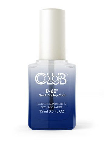 Color Club - Perform: 0-60 Top Coat