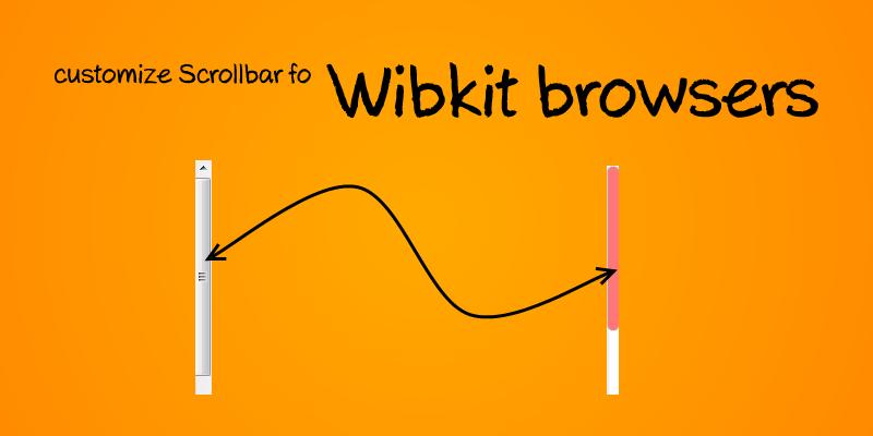 Css How To Create Custom Scrollbar For Webkit Supported Browsers Tutorials For Angularjs Java Mongodb Custom Tutorial Css