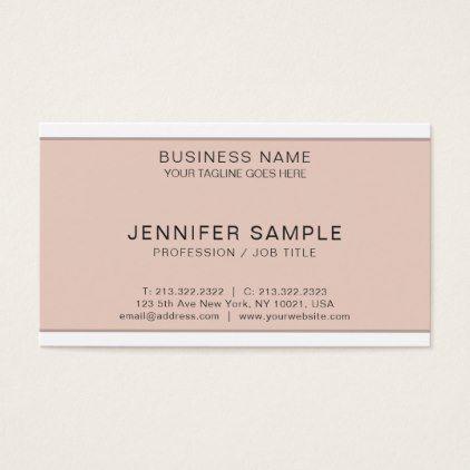 Businesswoman director modern elegant plain business card business businesswoman director modern elegant plain business card business cards card wedding and weddings colourmoves