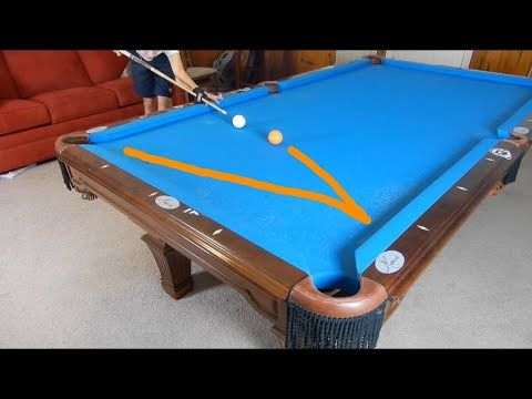 How To Do A Short Curve Shot Masse Tutorial YouTube Billiards - Masse pool table