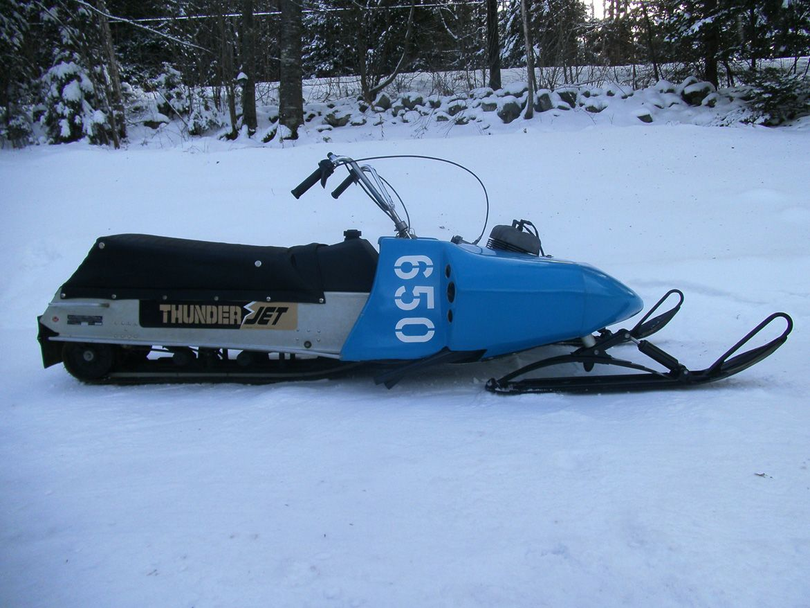 Snowmobile image by Paul Schuna on Vintage in 2020