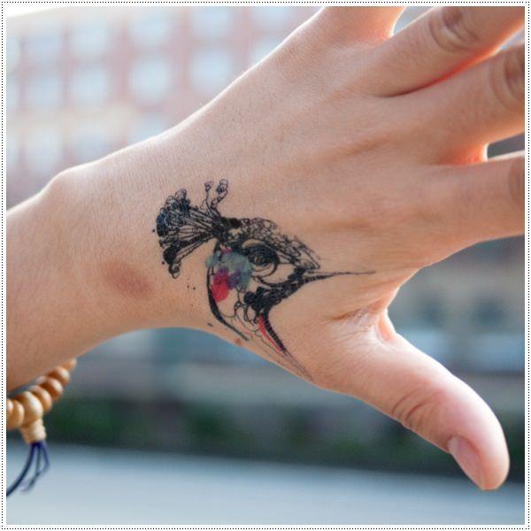 30 Hermosos Tatuajes Temporales