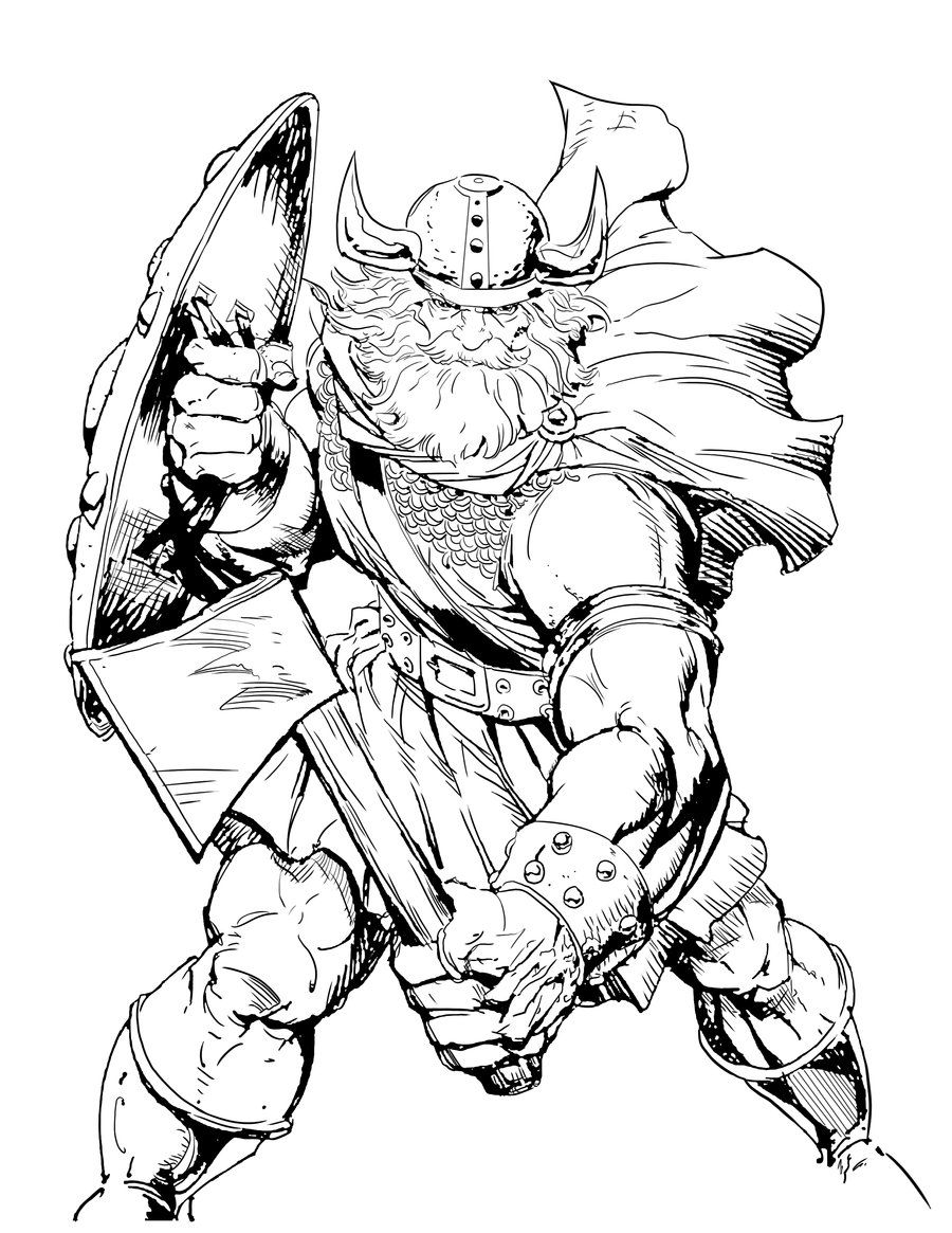 viking coloring pages Google zoeken coloring pages Pinterest