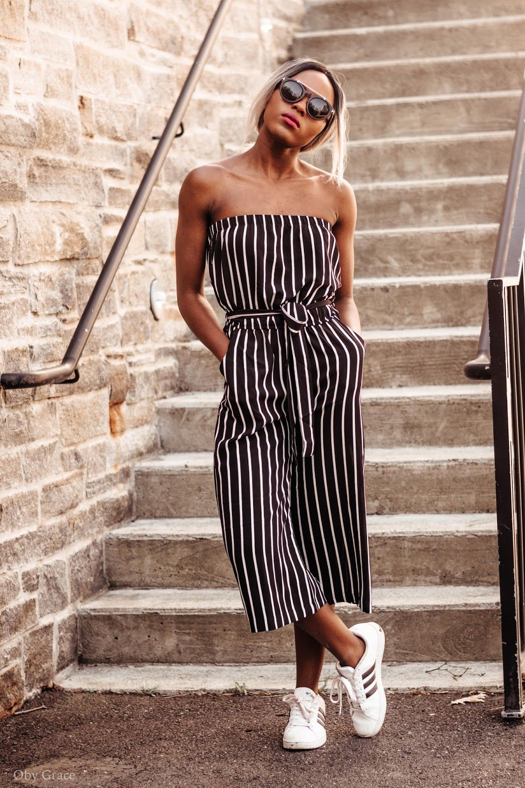 Jumpsuit outfit casual