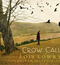This is the story of young Liz, her father, and their strained relationship. Dad has been away at WWII for longer than she can remember, and they begin their journey of reconnection through a hunting shirt, cherry pie, tender conversation, and the crow call.