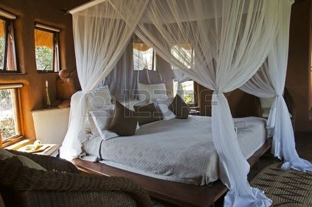 Four Post Bed. A Poster Or More Commonly Fourposter Bed Is Built ...