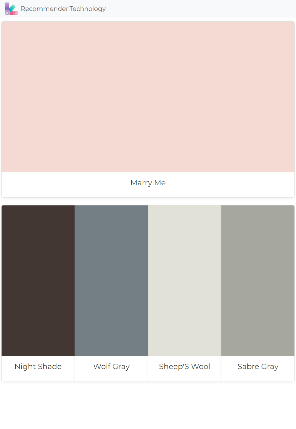 Marry Me Night Shade Wolf Gray Sheep S Wool Sabre