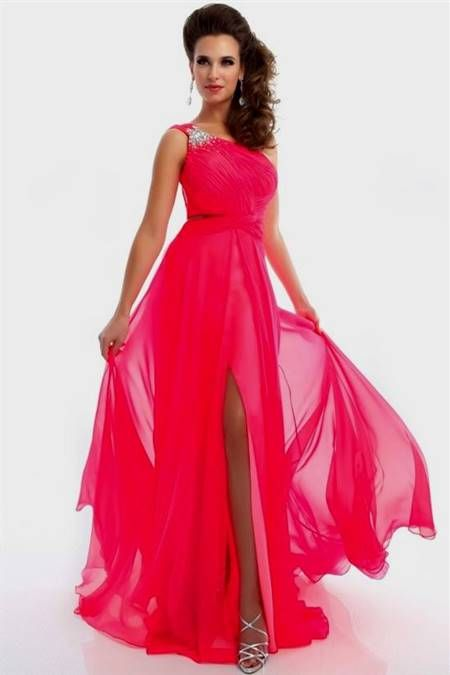 Cool dark pink prom dress 2017-2018 Check more at http ...