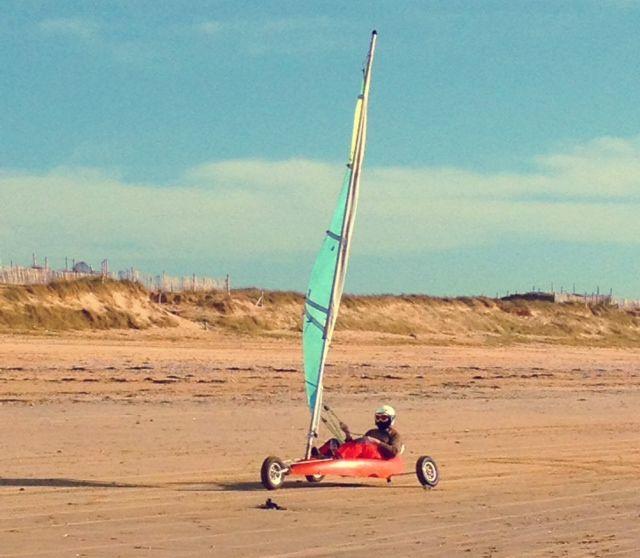 In The Wind At Plouharnel Morbihan Bretagne Gite Bretagne