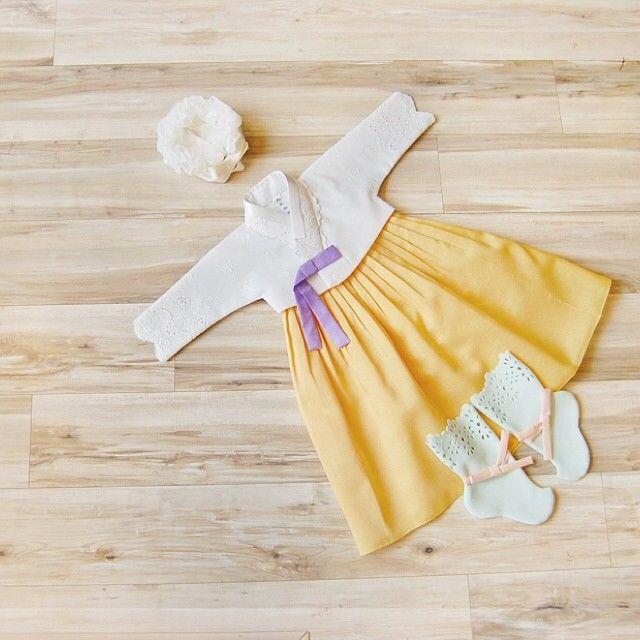 NEW 천의무봉 눈꽃레이스 여아돌한복#hanbok#baby#design#art#fashion#korea#seoul#천의무봉 #패션#서울#코리아#한복#돌복#여아돌복