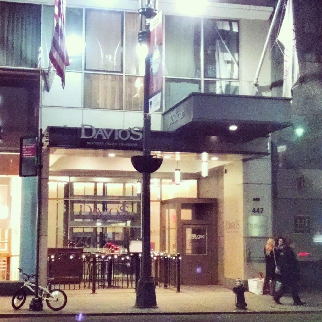 Davio S Northern Italian Steakhouse Midtown East Nyc Nyc