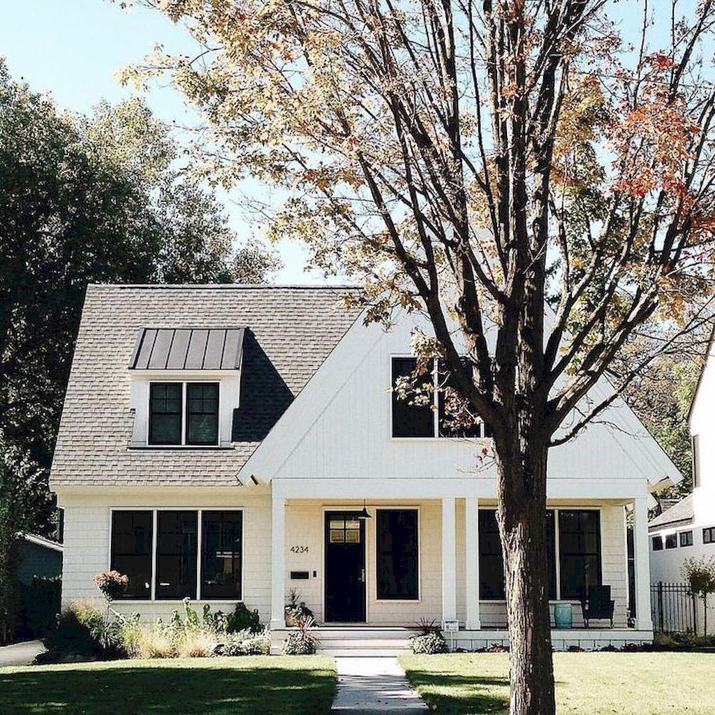 Urban farmhouse exterior design ideas (53 | Urban farmhouse ... for Urban Farmhouse Architecture  53kxo