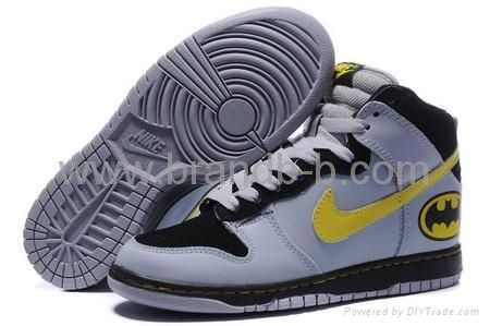 batman #dunks | Nike dunks, Batman shoes, Black nikes