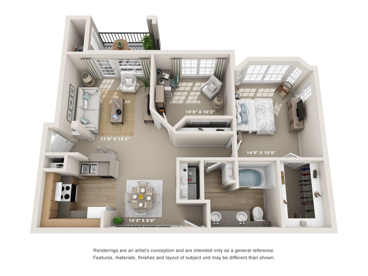 One Two And Three Bedroom Apartments In Austin Tx Austin Texas Apartment Steadfa Studio Apartment Floor Plans Apartment Floor Plans Sims House Design