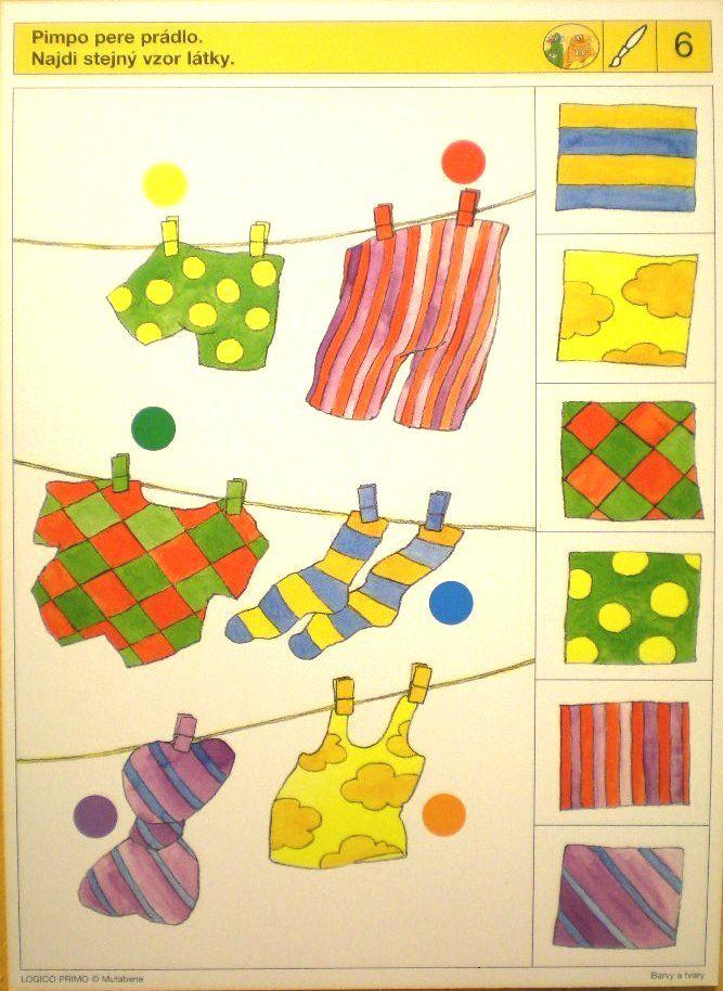 Logico Primo - Barvy a tvary