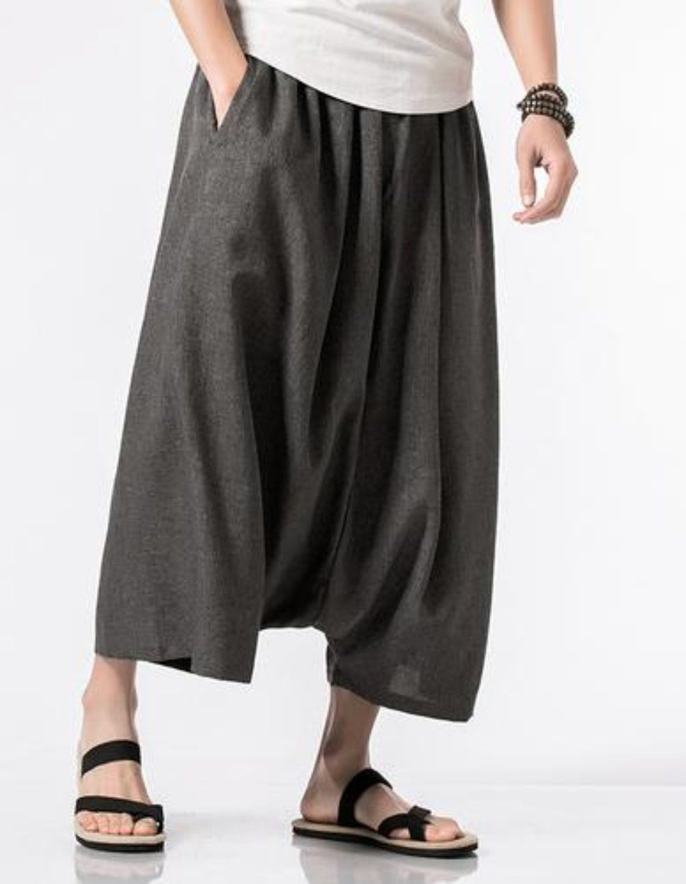 85cee8c9903 Linen Trousers