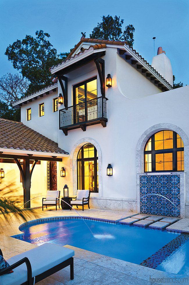 New Home is an Inspiring Vision | Tampa homes, Cool ... on New Vision Outdoor Living id=98243