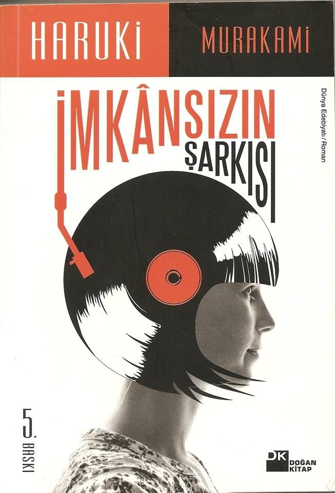 Haruki Murakami's Norwegian Wood - Turkish Cover   Books and