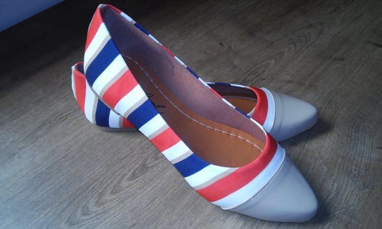 c1e28ddc1 sapatilhas listrada direto da fabrica ! jau é considerada capital nacional  do calçados feminino venha fazer