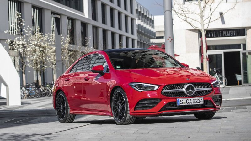 Mercedes Benz Cla 250 Pricing Revealed Fir 2020 With Images