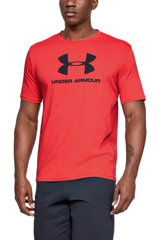 Under Armour Fitness T Shirt Herren Fitness T Shirt Underarmour Herren Tshirts Under Armour Logo Shorts Under Armour Men