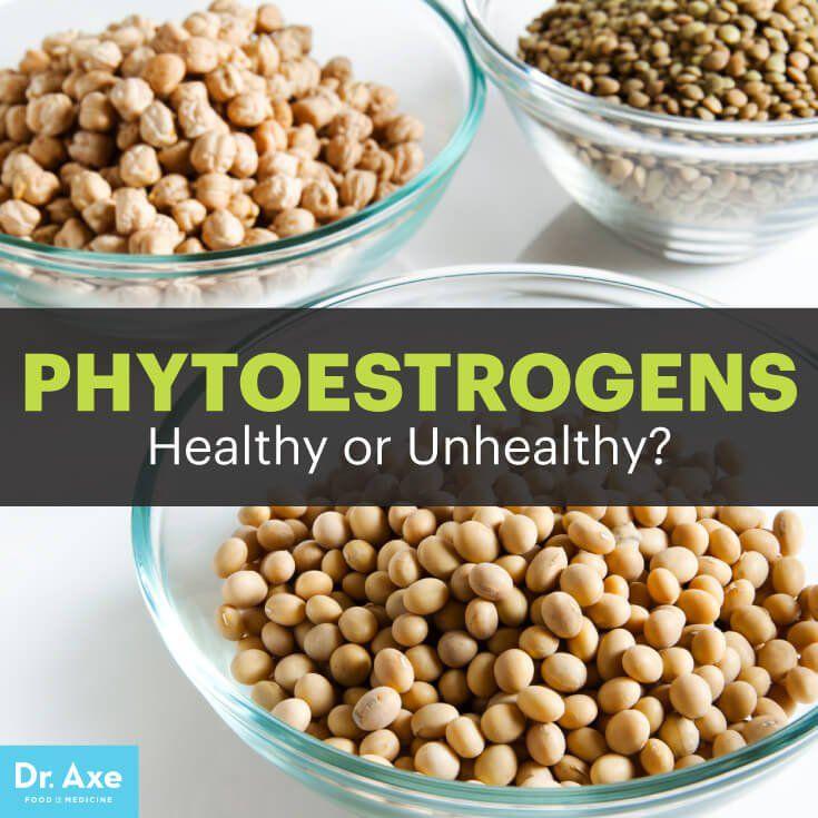 Phytoestrogens benefits vs negatives top foods high