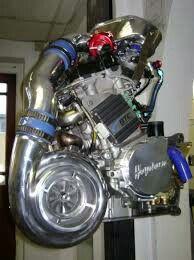 Suzuki hayabusa turbo engine   engines   Bike engine