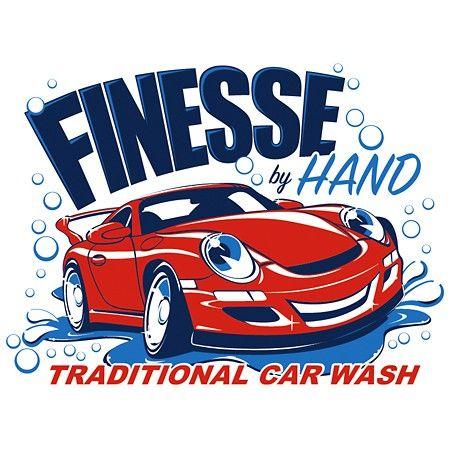 Car Wash Needs LOGO by je design